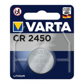 Varta Battery CR2450 3V 560mAh