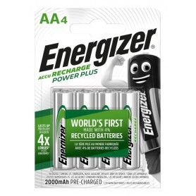 Energizer Power Plus R6/AA Ni-MH 2000mAh Rechargeable batteries