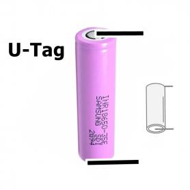 LG - Samsung INR18650-35E 3450mAh - 8A - Size 18650 - NK482-CB
