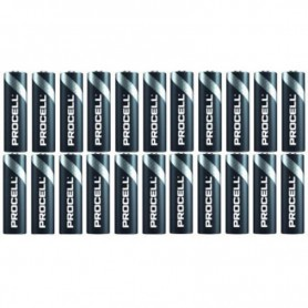 24-Pack PROCELL AAA LR03 (Duracell Industrial) alkaline battery