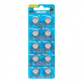 Vinnic G13 / AG13 / L1154 / LR44 / 157 / A76 1.5V button cell battery