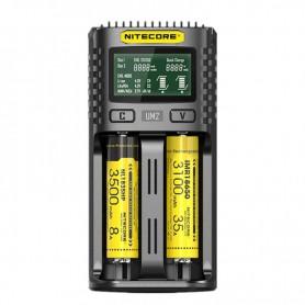 Nitecore UM2 USB battery charger