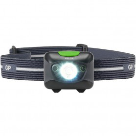GP - GP XPLOR PHR15 Rechargeable front-end Headlamp with distance sensor - Flashlights - BL356