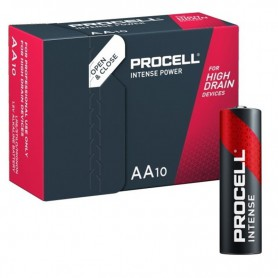 Duracell - PROCELL INTENSE POWER (Duracell Industrial) AA LR6 1.5V 3112mAh - Size AA - BS470