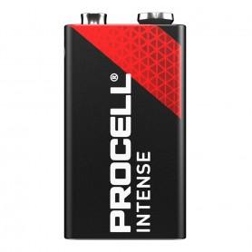 Duracell - 10x PROCELL Intense Power 9V (Duracell Industrial) Alkaline E-Block / 6LP3146 - Other formats - BS472
