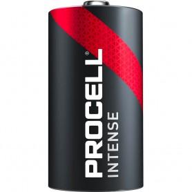 Duracell, 10x PROCELL INTENSE POWER (Duracell Industrial) C/LR14 Alkaline, Size C D 4.5V XL, BS473