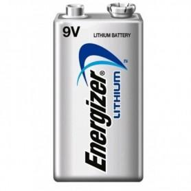 Energizer - Energizer 9V Lithium Battery - blister - Other formats - NK502
