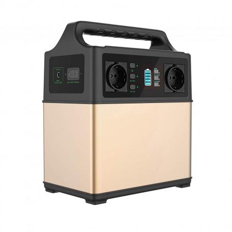 PowerOak, PS5B PowerOak 400Wh portable energy storage system, Energy storage, PS5