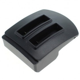 Duo Battery Charging Cradle for Rollei S50 ON1999