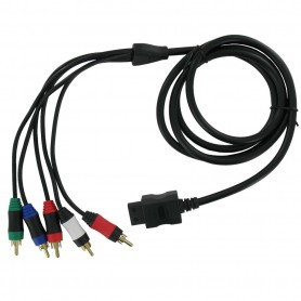 Component Cable AV Cable for Wii HD LCD Plasma TV
