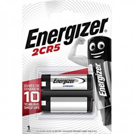 Energizer - Energizer 2CR5 / DL245 / EL2CR5 6V Lithium Battery - Other formats - BL151-CB