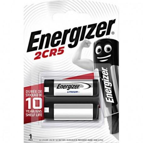 Energizer - Energizer 2CR5 / DL245 / EL2CR5 6V Lithium Battery - Other formats - BL151-CB