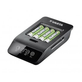 Varta - 1.5h VARTA battery Fast charger + 4x AA 2100mAh - Battery chargers - BS480