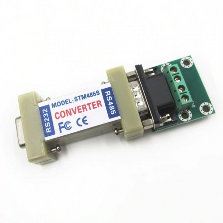NedRo - High-Performance RS232 to RS485 Converter - RS 232 RS232 adapters - AL001