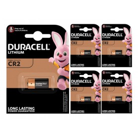 Duracell - Duracell CR2 EL1CR2 RLCR2 DR2R 3V Lithium battery - Other formats - BS103-CB