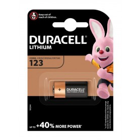 Duracell - Duracell CR123 CR123A Lithium Blister Pack - Other formats - NK223-CB