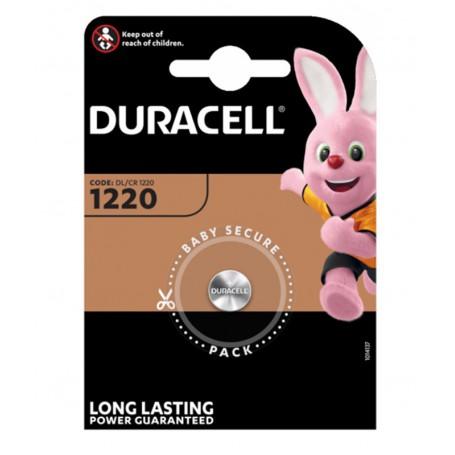 Duracell, Duracell CR1220 3V 36mAh lithium battery, Button cells, BS273-CB