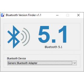 NedRo - Bluetooth 5.0 USB Dongle Adapter V5.0 - Wireless - AL1093
