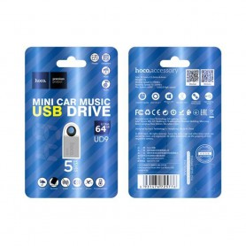 HOCO, Hoco UD9 USB flash Mini Premium Drive Stick Memory, SD and USB Memory, H101349-CB