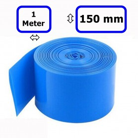 NedRo, 1 Meter 25mm-580mm BatteryPack PVC Heat Shrink Tubing Tube Wrap, Battery accessories, NK504-CB