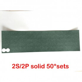 Oem, 18650 2S/2P Insulation paper Gasket Battery Pack Cell Insulating Glue Patch Insulation pads, Battery accessories, AL1097...