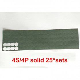 Oem, 18650 4S/4P Insulation paper Gasket Battery Pack Cell Insulating Glue Patch Insulation pads, Battery accessories, AL1097...