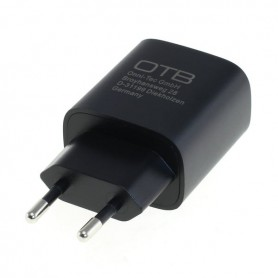 OTB, 20W USB-C Type C (USB C) Fast Charging with POWER DELIVERY USB-PD, Ac charger, ON6315-CB