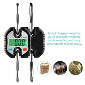 Oem, Digital scales with hook up to 150 kg - Mini Crane WH-C Series, Digital scales, AL1099-CB