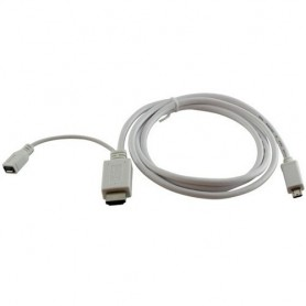 HDMI-adapterkabel voor Samsung Galaxy S5 Note ON2033