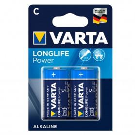 Varta Alkaline Battery C / Baby / LR14 4914