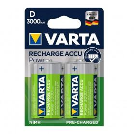 Varta Rechargable Battery Mono D 3000mAh