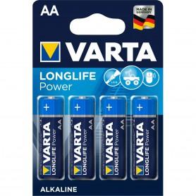 VARTA LONGLIFE POWER AA Mignon LR6 HR6 Alkaline Batteries