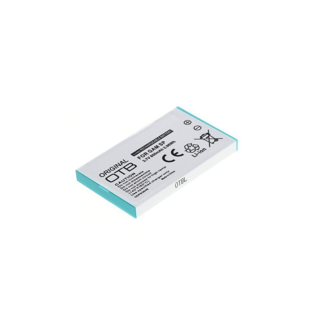 OTB - Batterij Voor Nintendo GBA SP 800mAh ON2038 - Nintendo GBA SP - ON2038 www.NedRo.nl