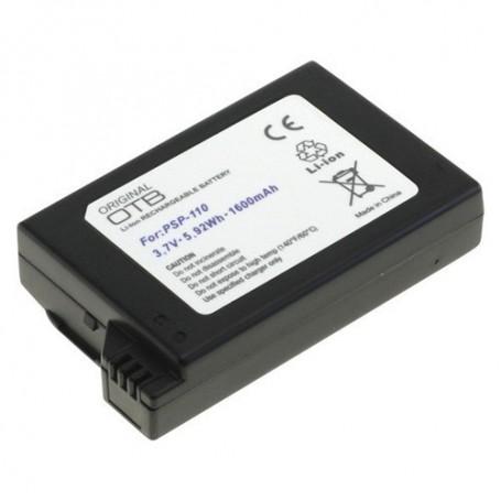 OTB - Batterij voor Sony PSP-110 1600mAh 3.7v - PlayStation PSP - ON2040 www.NedRo.nl