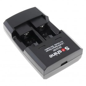 Oem, Dual CR123 CR2 3.2V LiFePo04 Battery Charger, Battery chargers, AL1106-00