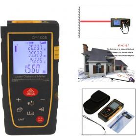 Oem - Professional Laser Distance Meter up to 100 Meters - Test equipment - AL1112-DIM