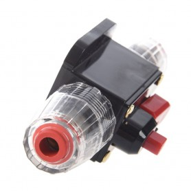 Oem, 40A 12V-24V Inline Circuit Breaker Manual Reset Switch Fuse, Fuses, AL1021-40A
