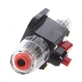 Oem, 80A 12V-24V Inline Circuit Breaker Manual Reset Switch Fuse, Fuses, AL1021-80A