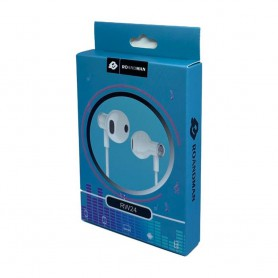 RO AND MAN, RW24 headphones with microphone and volume control, Headsets and accessories, H101472
