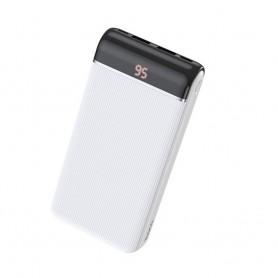 HOCO, HOCO J59A 20000mAh USB-C 2x USB 5V/2A Power Bank Powerbank, Powerbanks, H101380-CB
