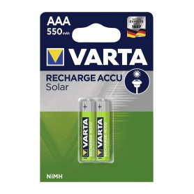 Varta, VARTA AAA rechargeable battery for Solar lamps and devices 550mAh, Size AAA, BS495