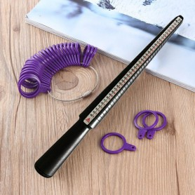 Oem, Ring Size Tool Finger Gauge Ringmaster, Watch tools, AL1125-RING
