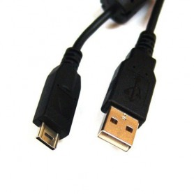 USB-kabel voor Panasonic Lumix K1HA14AD0001