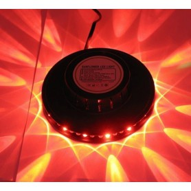 NedRo - Tornado LED Wall washer lamp black - LED gadgets - LED07083 www.NedRo.us