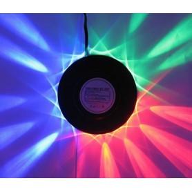 NedRo - Tornado LED Wall washer lamp black 07083 - LED gadgets - LED07083 www.NedRo.us