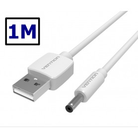 Vention - 3.5mm DC to USB 2.0 charging cable - Plugs and Adapters - V010-CB
