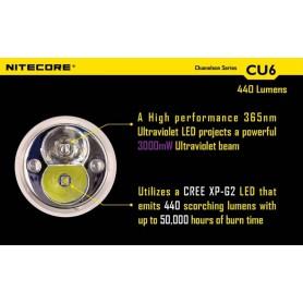NITECORE, Nitecore CU6 Hunting Kit, Flashlights, MF-CU6