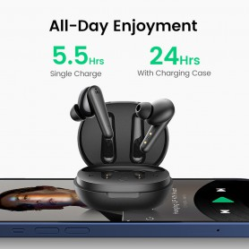 UGREEN, UGREEN HiTune T1 True Wireless Stereo Earbuds, Headsets and accessories, UG-80651