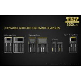 NITECORE, NITECORE NL1835HP 18650 3500mAh 3.6V 8A, Size 18650, NK-NL1835HP