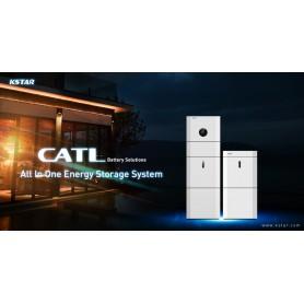 KSTAR, KSTAR H5 20.4Kw ESS BluE-S 5000D converter +.4x BluE-PACK5.1 storage battery, Energy storage, KSTAR-ESS-H5-20KW